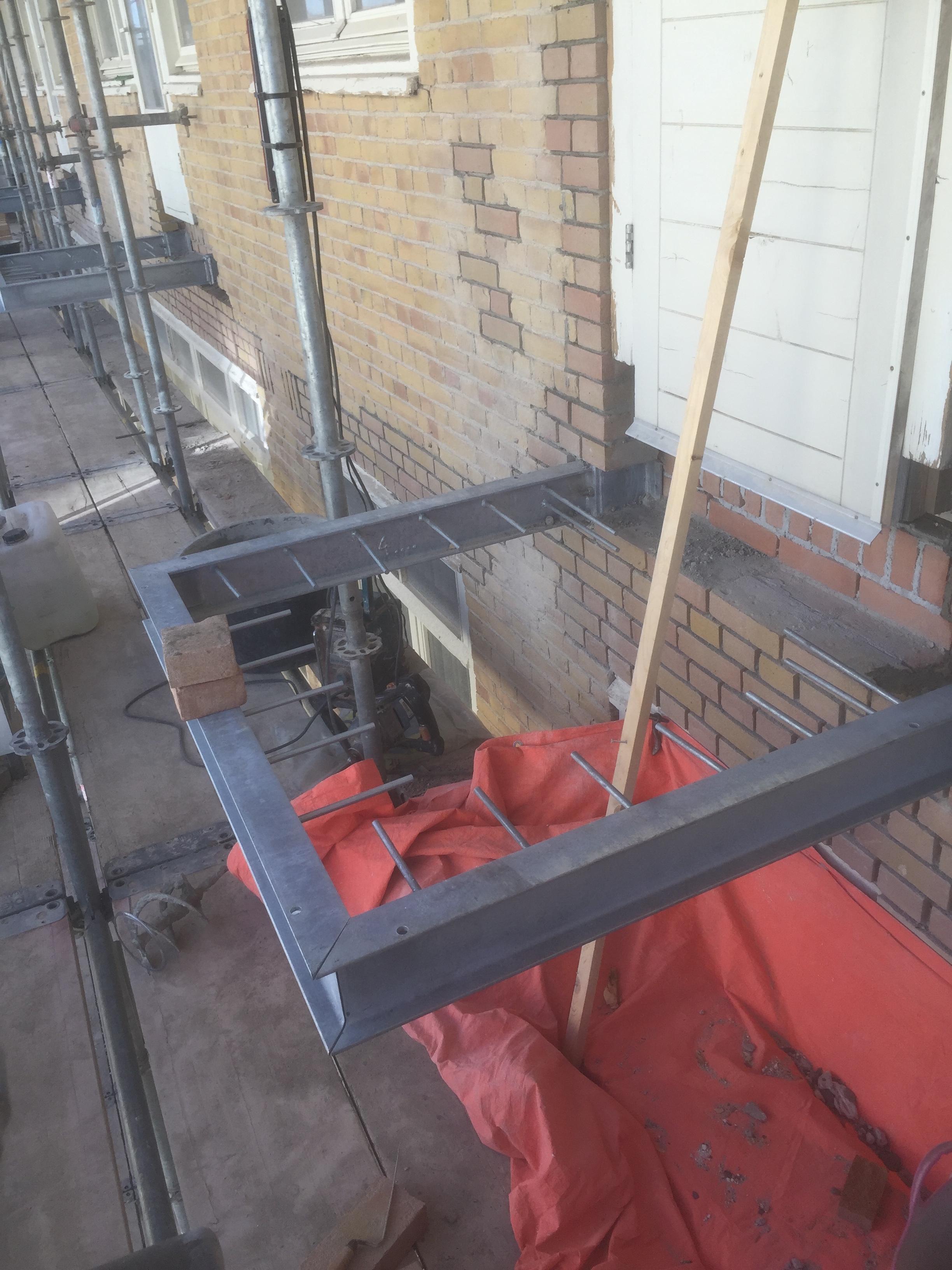 Populair Galerijvloer vervangen - balkon-renovatie.nl - Wij maken uw balkon LU61