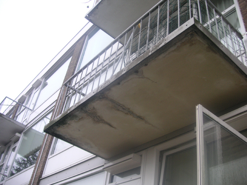 Balkon renoveren